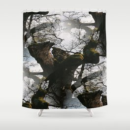 My tree fort... Shower Curtain