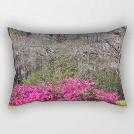 Beauty In The Woods Rectangular Pillow