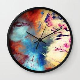 Sextans Wall Clock