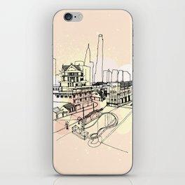 China daily iPhone Skin