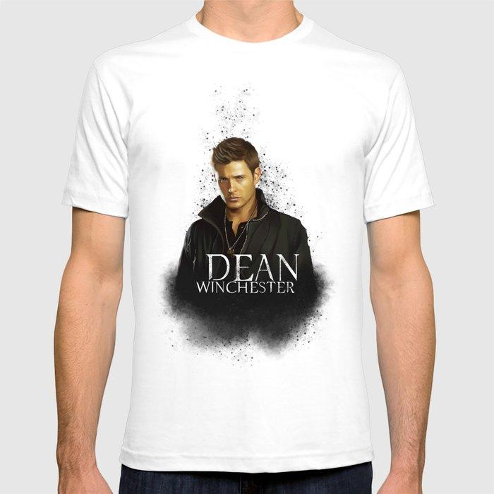 fc57999d2 Dean Winchester - Supernatural T-shirt by kanahyde | Society6
