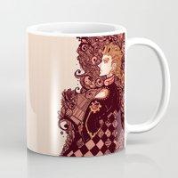 jjba Mugs featuring golden wind by vvisti