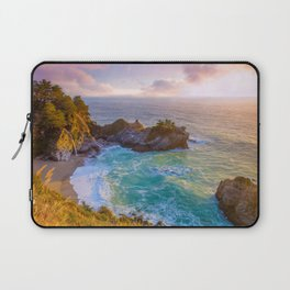 Magical Cove, Big Sur II Laptop Sleeve