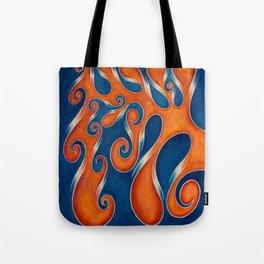 Unresolved, No. 1 Tote Bag
