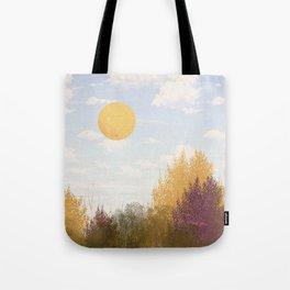 Nature's Grit Tote Bag