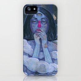 In Threes iPhone Case