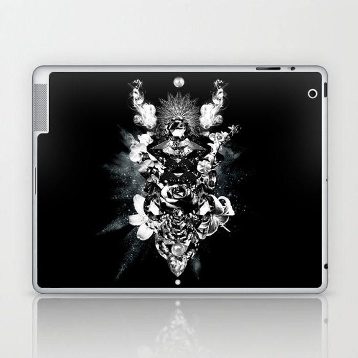Orchids & Diamonds Laptop & iPad Skin
