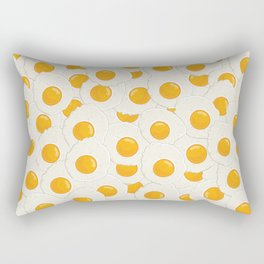 Extra eggs Rectangular Pillow