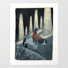 Atreyu Art Print