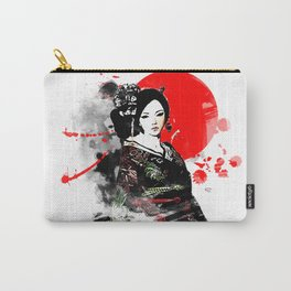 Kyoto Geisha Japan Carry-All Pouch