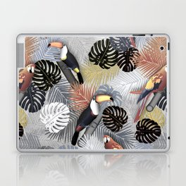 Tropical Birds Laptop & iPad Skin