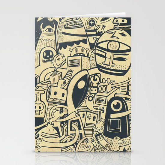 Big Stationery Cards