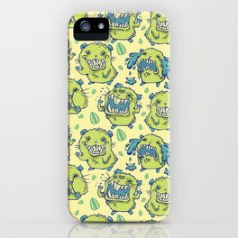 Monster Hamsters  iPhone Case