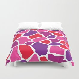 Giraffe Print Duvet Cover