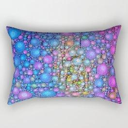 Galactic Right Brain Ambassador Rectangular Pillow