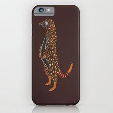 Abstract Meerkat iPhone 6s Slim Case
