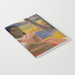 Paul Gauguin - When Will You Marry? Notebook