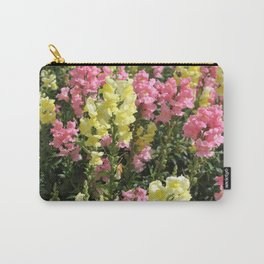 Hiding in the Flowers Carry-All Pouch