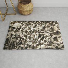 Roman Battle Rug
