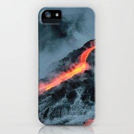 Lava Road iPhone Case