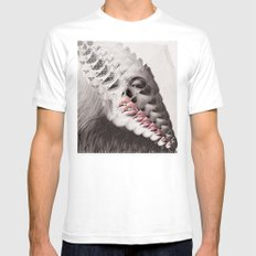 Soul Embarks Mens Fitted Tee SMALL White