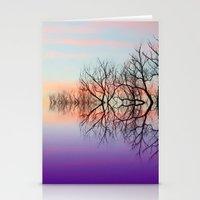 skyline Stationery Cards featuring Skyline by Shalisa Photography