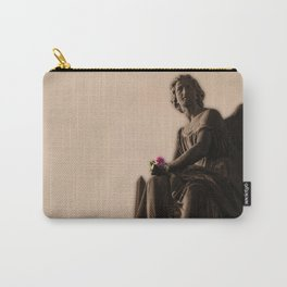 Necropolis Angel Carry-All Pouch