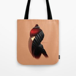 Fashion profile Tote Bag