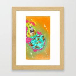 The Chariot - Tarot Framed Art Print