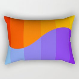 Sun & Sea Rectangular Pillow