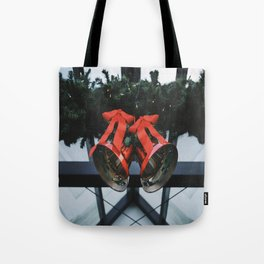 The Bells of Christmas Tote Bag