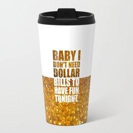 Lyric Art - 1 Travel Mug