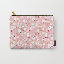 Alice in Wonderland - Rose Dream Carry-All Pouch