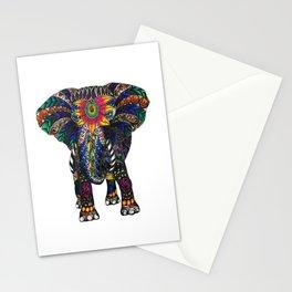 Spiritual Elephant Stationery Cards