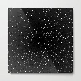 Funny dots Metal Print
