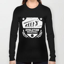 Evolution Volleyball Long Sleeve T-shirt