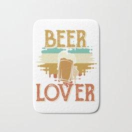 beer beer lover beer tent booze Bath Mat
