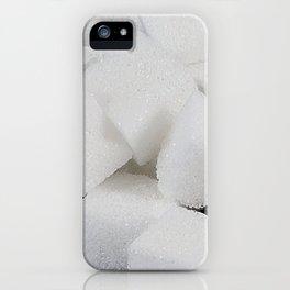 lump sugar iPhone Case