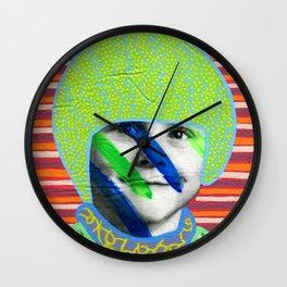 Kurt Series 010 Wall Clock