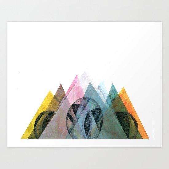 City #35: Hammansa Art Print