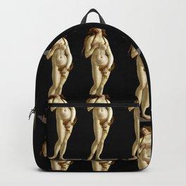 "Sandro Botticelli ""Venus"" (Gemäldegalerie, Berlin) Backpack"