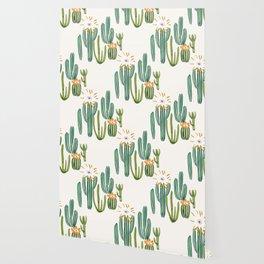 Cactus Desert Wallpaper