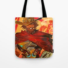 Mccree Tote Bag