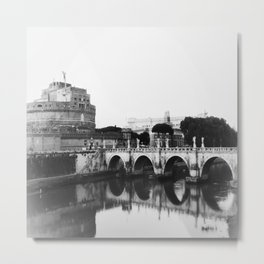 When in Rome Metal Print