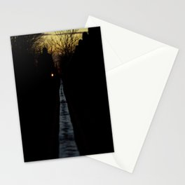 Un ultimo paseo Stationery Cards