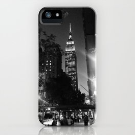 Empire State of Mind iPhone Case