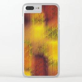 Legend of Pele Clear iPhone Case