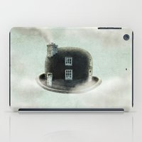 dreamer iPad Cases featuring Dreamer by Eric Fan