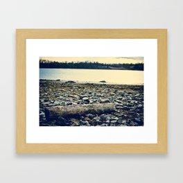 Mute Colors  Framed Art Print