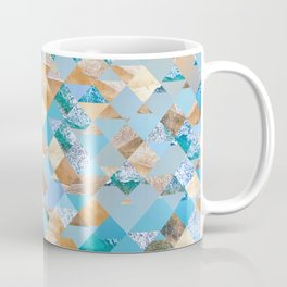 Beach Pattern Coffee Mug